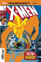 True Believers X-Men - Havok Vol 1 1