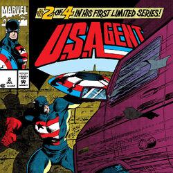 U.S.Agent Vol 1 2