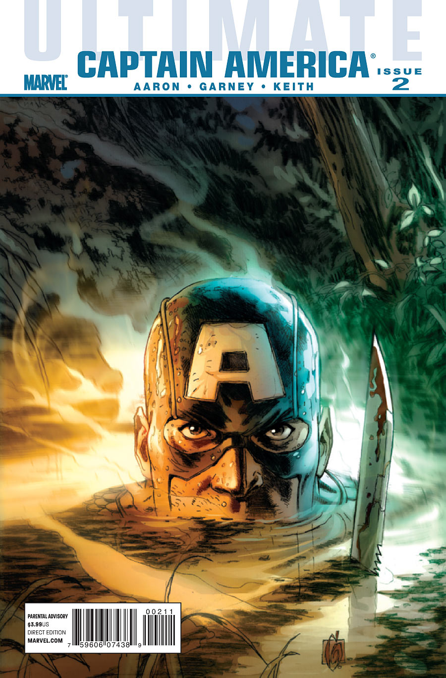 Ultimate Captain America Vol 1 2
