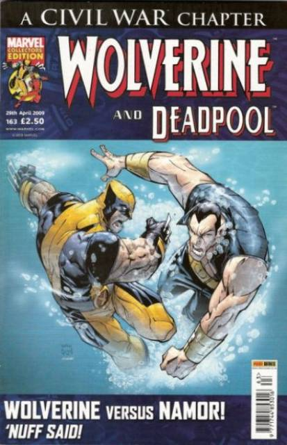 Wolverine and Deadpool Vol 1 163