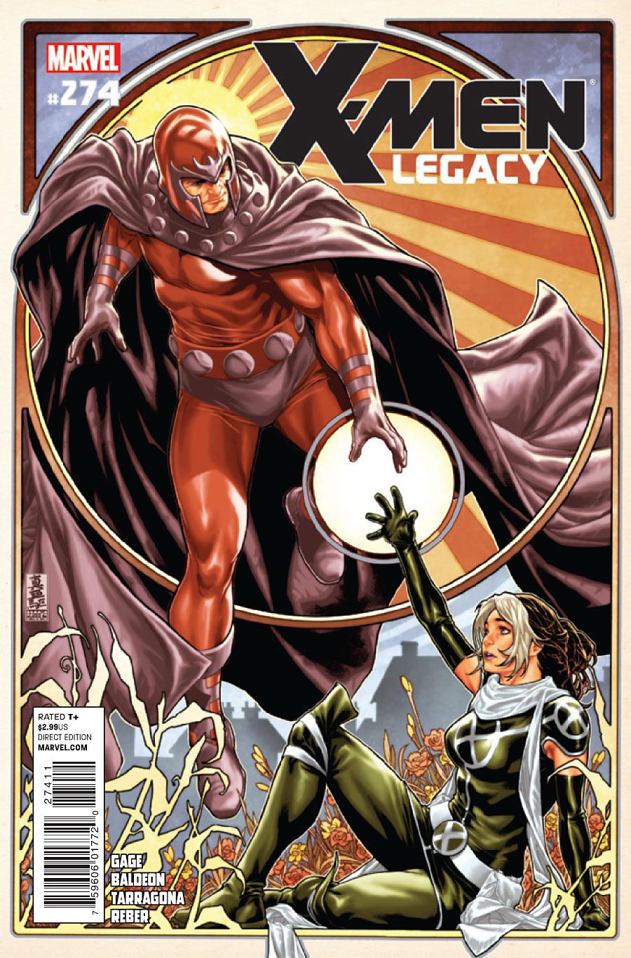 X-Men: Legacy Vol 1 274