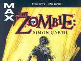 Zombie: Simon Garth TPB Vol 1