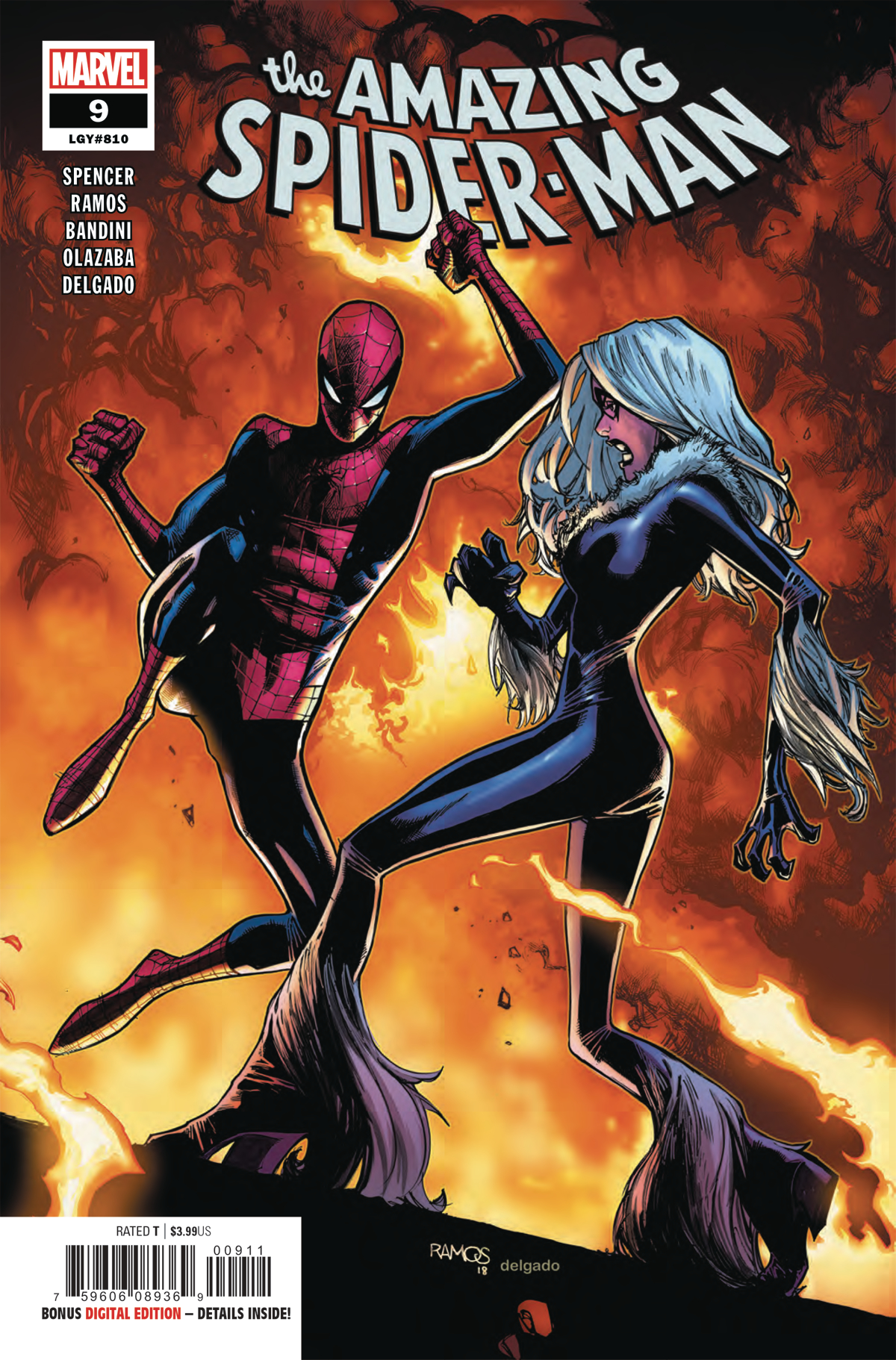 Amazing Spider-Man Vol 5 9