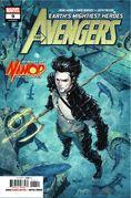 Avengers Vol 8 9