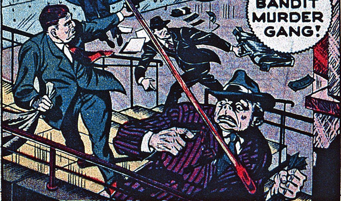 Bandit Murder Gang (Earth-616)