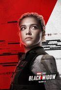 Black Widow (film) poster 005