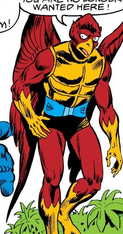 Bloodhawk (Avengers) (Earth-616)