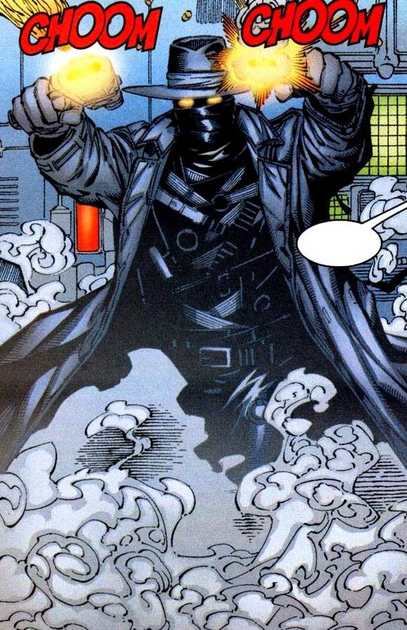 Caleb Jackson (Earth-616)