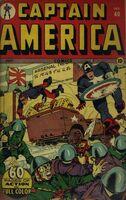 Captain America Comics Vol 1 40