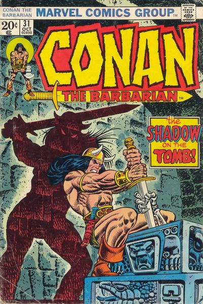 Conan the Barbarian Vol 1 31