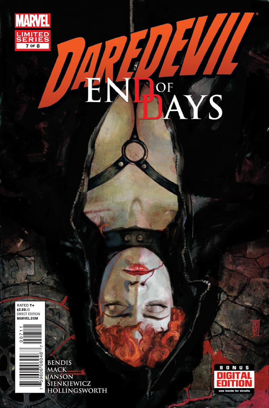 Daredevil: End of Days Vol 1 7