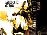 Daredevil: Yellow Vol 1 1