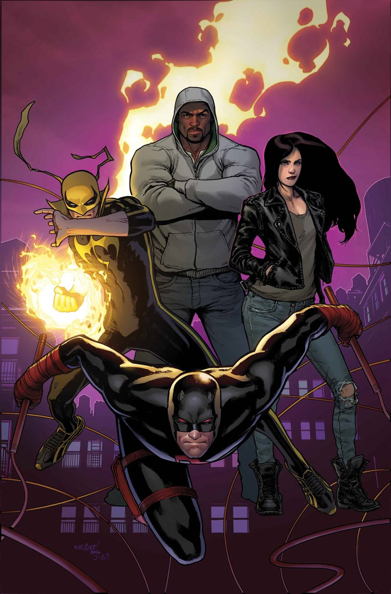 Defenders (Manhattan) (Earth-616)/Gallery