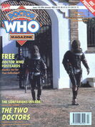 Doctor Who Magazine Vol 1 195