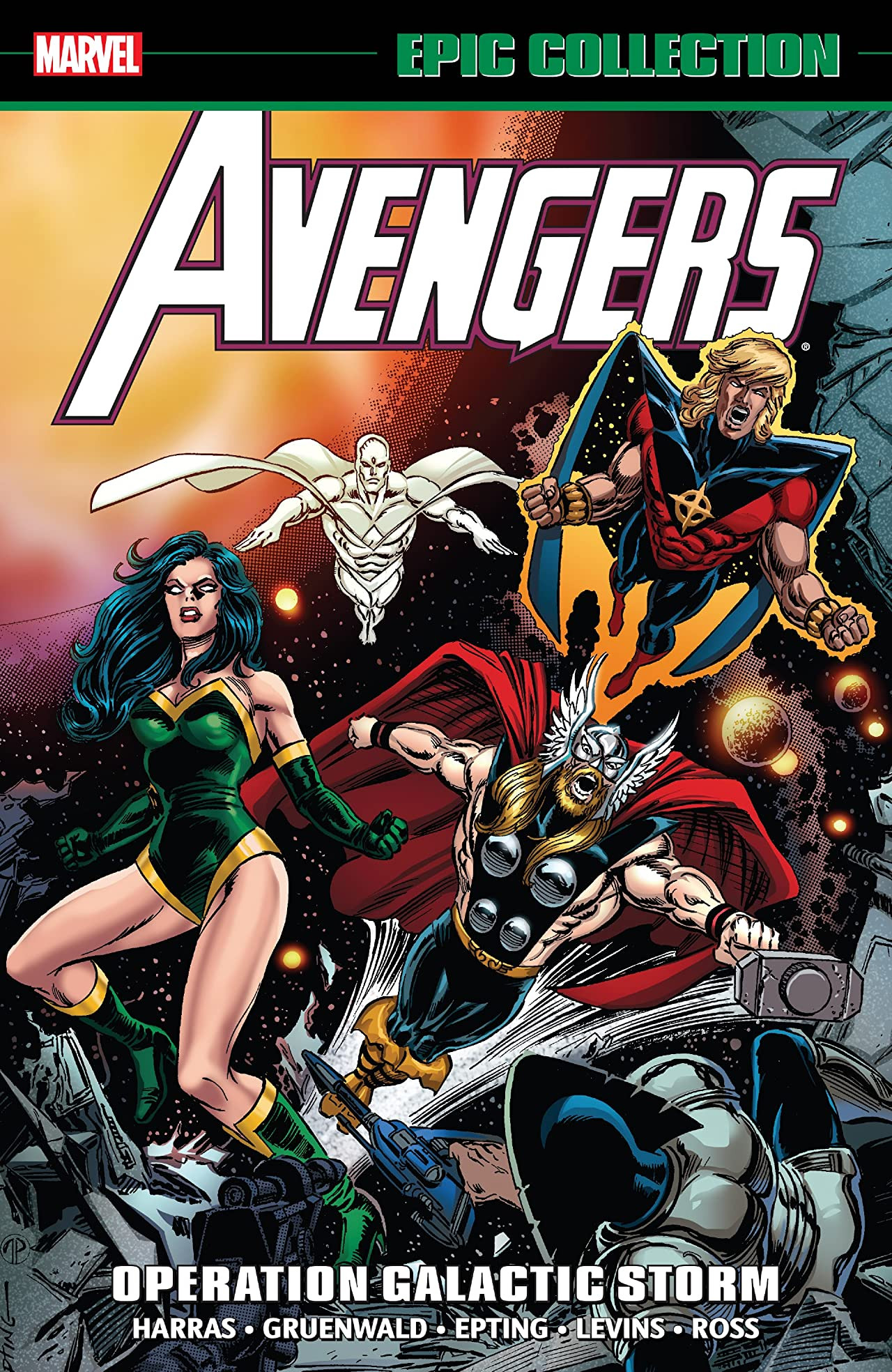 Epic Collection: Avengers Vol 1 22