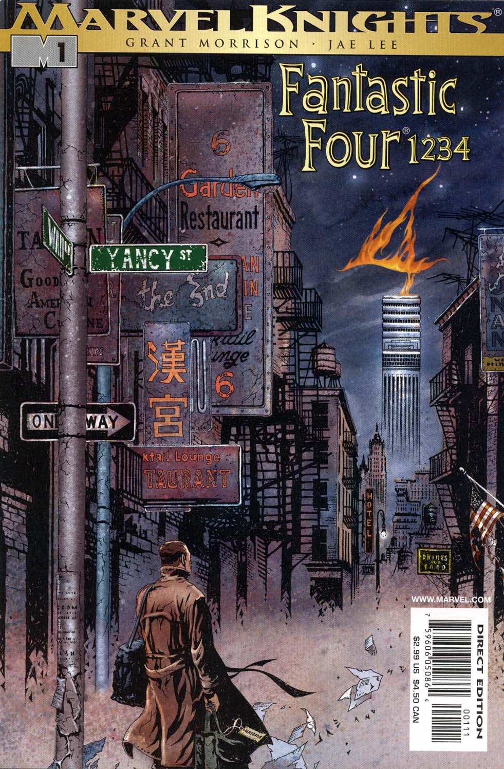 Fantastic Four: 1 2 3 4 Vol 1 1
