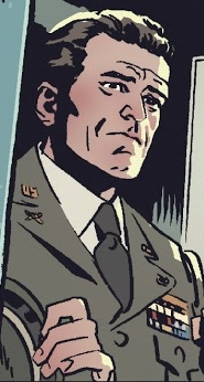 George Barnes (Earth-616)