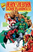 Heroes Reborn The Return Vol 1 3