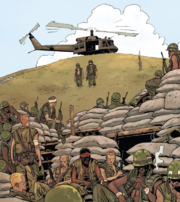 Hill 861 from Punisher MAX The Platoon Vol 1 1 001.png