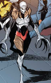 Hive (Poisons) (Earth-17952) Members-Poison Lady Deathstrike from Venomized Vol 1 1 001.png