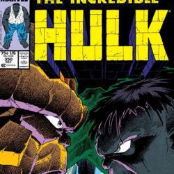 Incredible Hulk Vol 1 350