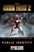 Iron Man 2 Public Identity Vol 1 2