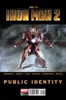 Iron Man 2 Public Identity Vol 1 2