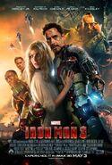 Iron Man 3 (film) IMAX poster 001