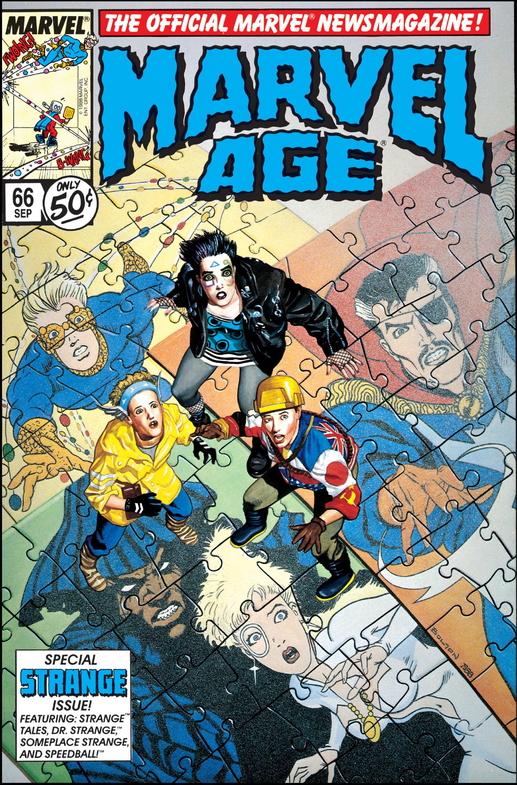 Marvel Age Vol 1 66