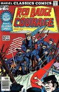 Marvel Classics Comics Series Featuring The Red Badge of Courage Vol 1 1