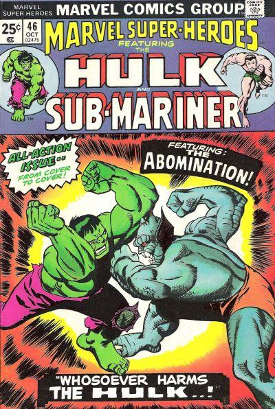 Marvel Super-Heroes Vol 1 46