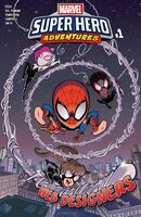 Marvel Super Hero Adventures Spider-Man - Web Designers Vol 1 1