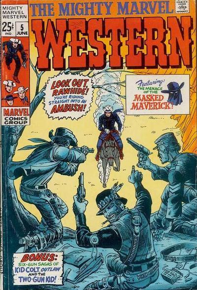 Mighty Marvel Western Vol 1 5