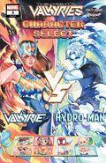 Mighty Valkyries Vol 1 3 Sinister Villains of Spider-Man Variant