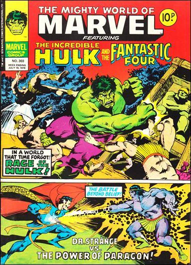 Mighty World of Marvel Vol 1 303
