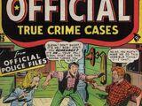 Official True Crime Cases Comics Vol 1 25