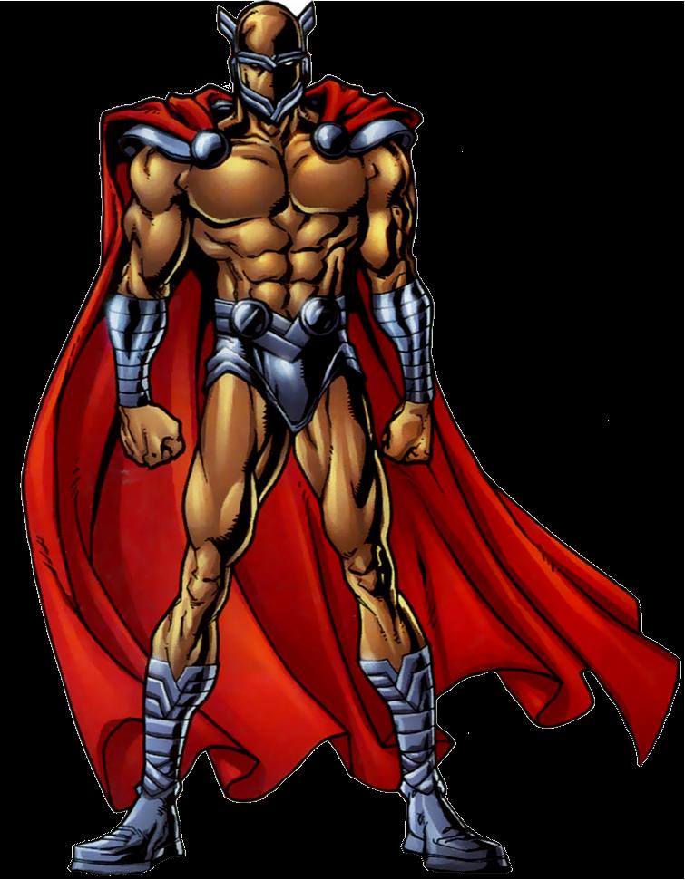 Richard Gilmore (Earth-616)