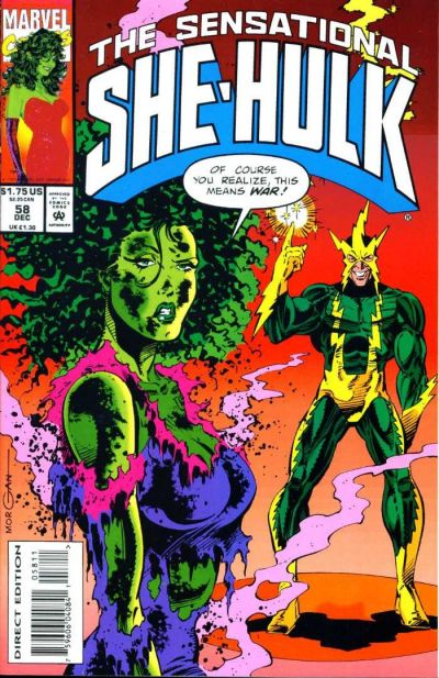 Sensational She-Hulk Vol 1 58