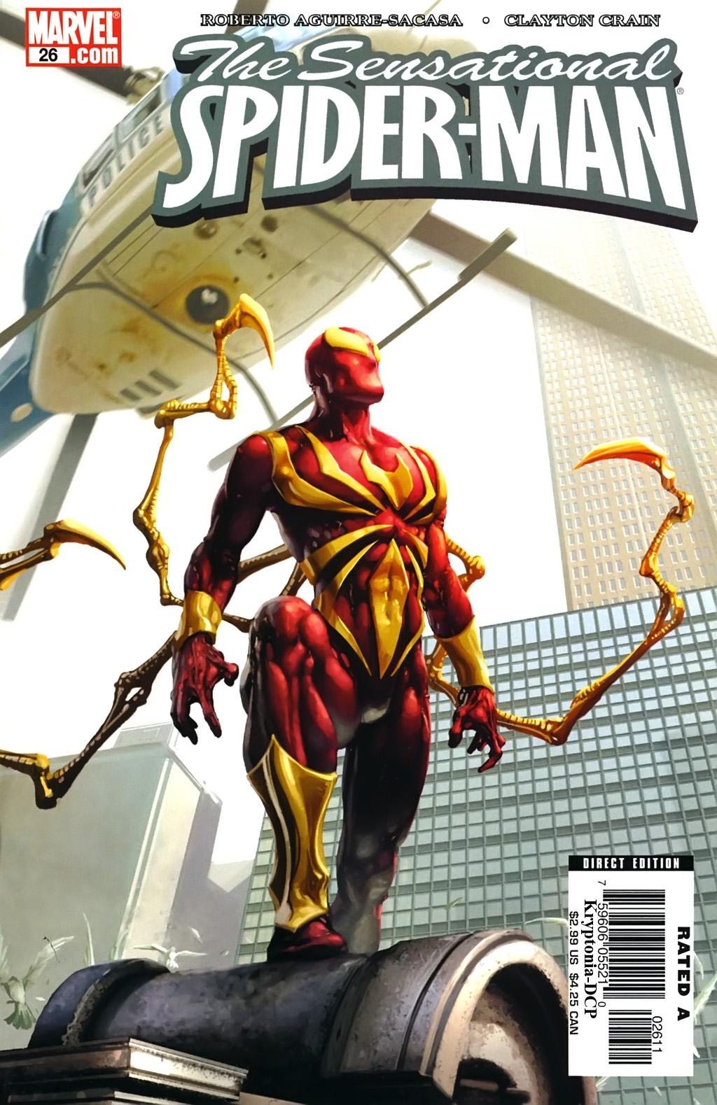 Sensational Spider-Man Vol 2 26