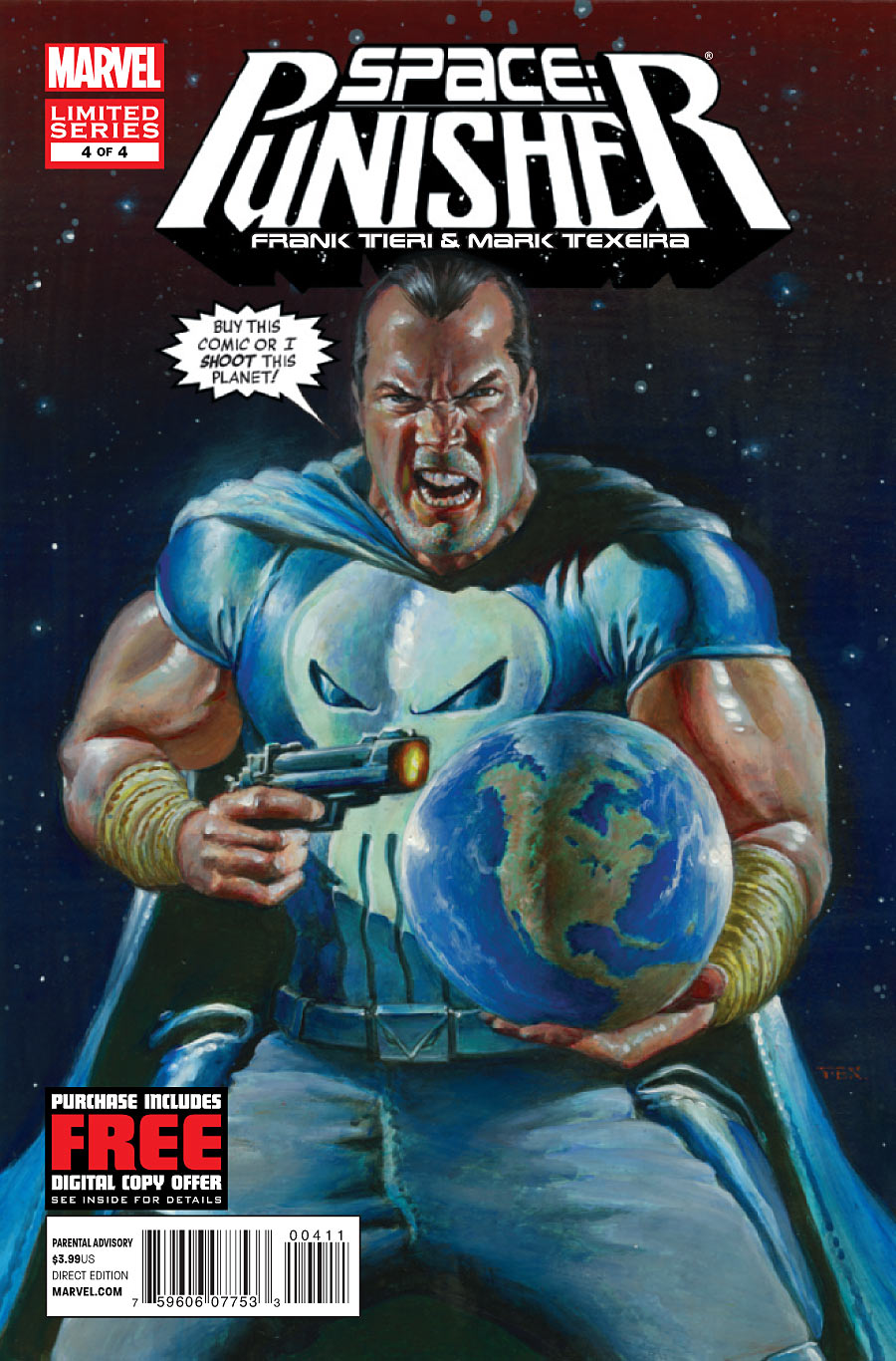 Space: Punisher Vol 1 4