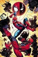 Spider-Man Deadpool Vol 1 8 Textless