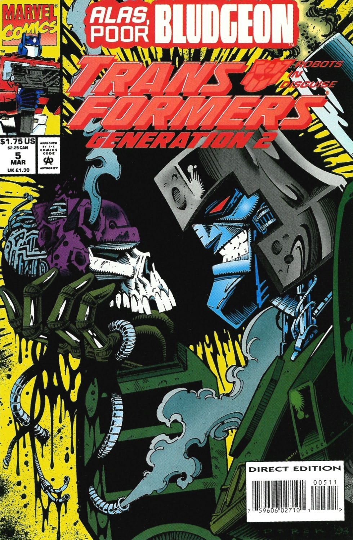 Transformers: Generation 2 Vol 1 5