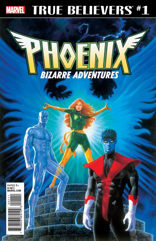 True Believers: Phoenix - Bizarre Adventures Vol 1 1