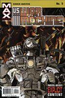 U.S. War Machine Vol 1 5