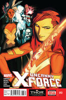 Uncanny X-Force Vol 2 13