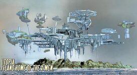 Utopia (X-Men Base)