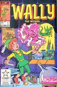 Wally the Wizard Vol 1 1