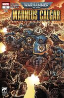Warhammer 40,000 Marneus Calgar Vol 1 2