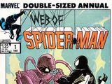 Web of Spider-Man Annual Vol 1 1