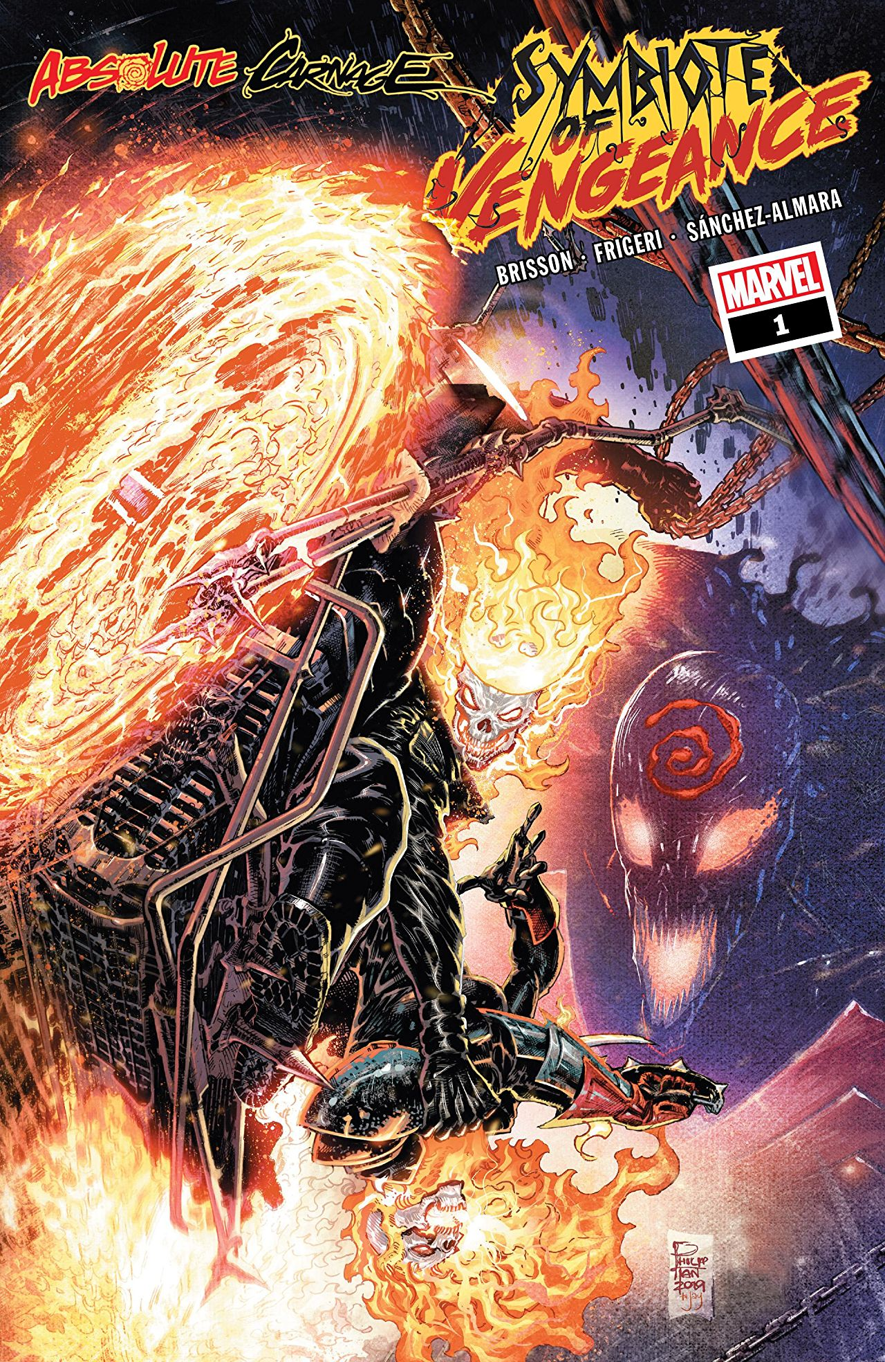 Absolute Carnage: Symbiote of Vengeance Vol 1 1